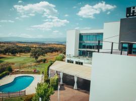 Hospedium Hotel Valles de Gredos Golf, hotel en Talayuela
