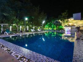 Natural Beach Hotel Pattaya, three-star hotel in Pattaya Central