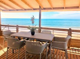 LOCA BEACH, glamping site in Taghazout