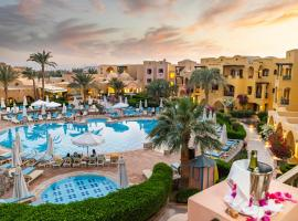The Three Corners Rihana Resort El Gouna, hotel v destinaci Hurghada