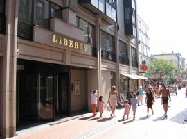Liberty, hotel in Blankenberge