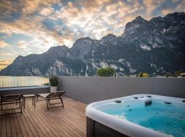 Hotel Villa Enrica, hotel in Riva del Garda