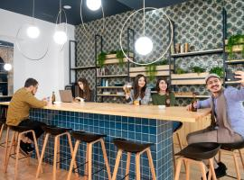 Rodamon Lisboa Hostel, hotel near MUDE - Design and Fashion Museum, Lisbon