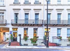 Hyde Park Radnor Hotel B&B, B&B in London