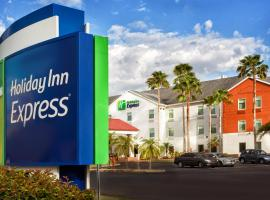 Holiday Inn Express Hotel & Suites Port Charlotte, hotel near Port Charlotte Town Center, Port Charlotte