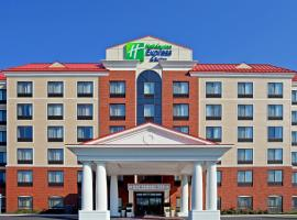 Holiday Inn Express & Suites Albany Airport Area - Latham, hotel near Albany International Airport - ALB,