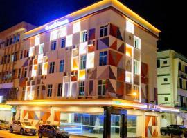 Walk In Hotel, отель в Кота-Кинабалу