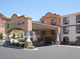 Holiday Inn Express Hotel & Suites Moab, hotel v destinaci Moab