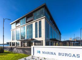 Marina Burgas Hotel, hotel in Burgas