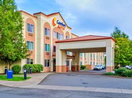 Comfort Suites Springfield RiverBend Medical, Hotel in Springfield