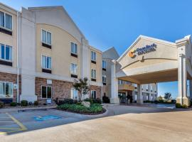 Comfort Inn & Suites Perry I-35, hotel in Perry