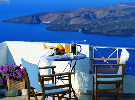 Theoxenia Boutique Hotel, hotel near Archaeological Museum of Thera, Fira