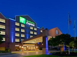 Holiday Inn Express Baltimore BWI Airport West, hotel in Hanover