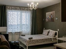 Улучшенные апартаменты Гоголя 26, hotel in Novosibirsk