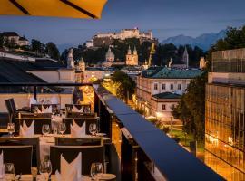 IMLAUER HOTEL PITTER Salzburg, hotel v destinácii Salzburg
