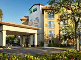 Holiday Inn Express Naples Downtown 5th Avenue, hotel in Naples