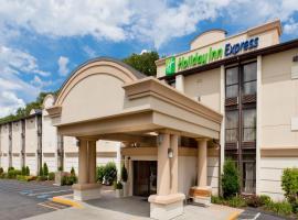 Holiday Inn Express Southington, an IHG Hotel – hotel w mieście Southington