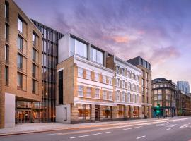 Hart Shoreditch Hotel London, Curio Collection by Hilton, hotel v Londýne