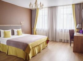 Port Comfort on Ligovskiy, pet-friendly hotel in Saint Petersburg