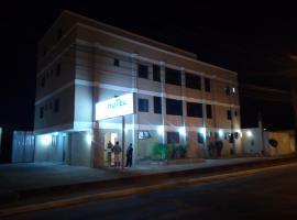Hotel Solar Vitória, отель в городе Витория-да-Конкиста