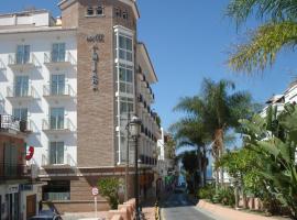 Hotel Almijara, hotel in La Herradura