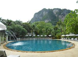 Golden Beach Resort, resort in Ao Nang Beach