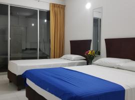Apartamentos Playa Rodadero, hotel en Santa Marta