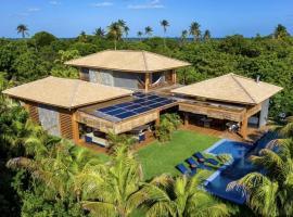 Casa de praia no melhor condomínio de Praia do Forte!, hotel with pools in Praia do Forte