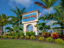 Siesta Bay, Ferienunterkunft in Fort Myers Beach