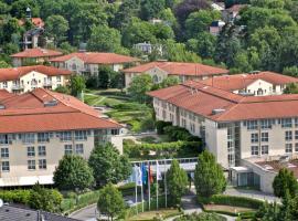 Radisson Blu Park Hotel & Conference Centre, Hotel in der Nähe von: Barockschloss und Fasanenschlösschen Moritzburg, Dresden