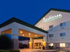 Radisson Hotel & Conference Center Rockford, Hotel in Rockford