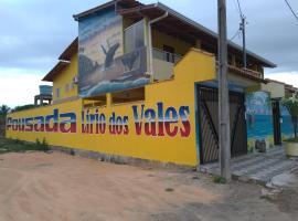 Pousada Lirio dos Vales, guest house in Prado