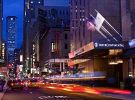 InterContinental New York Times Square, boutique hotel in New York