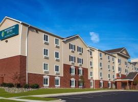 WoodSpring Suites Baltimore White Marsh - Nottingham, hotel in White Marsh