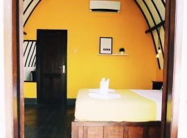 True North Travel Lodge, hotel in Gili Trawangan