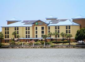 Holiday Inn Express Hotel & Suites Tampa-Rocky Point Island, hotel near Tampa International Airport - TPA, Tampa