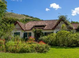 Pousada da Alcobaça, pet-friendly hotel in Itaipava