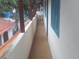 Casas santana, holiday home in Paraty