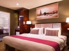 Ratchada Point Hotel, hotel near Crystal Design Center, Bangkok