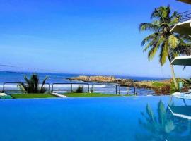 Newton's Neelakanta Boutique Beach Resort, accessible hotel in Kovalam