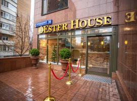 Hostel Ester House, hotel near Olympic Stadium, Moscow