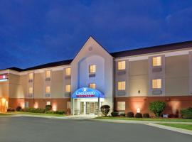 Candlewood Suites Rockford, an IHG hotel, Hotel in Rockford