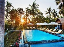 Bintang Bungalow, hotel in Nusa Penida
