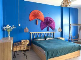 Emerald Boutique Stay 2 - Tropic 1 Studio with Balcony on downtown