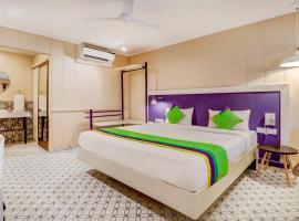 Treebo Trend Morjim Banyan Resort, hotel with pools in Morjim