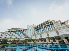 Ancasa Royale, Pekan Pahang by Ancasa Hotels & Resorts, hotel in Pekan
