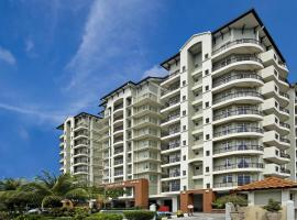 Ancasa Residences, Port Dickson by Ancasa Hotels & Resorts, apartment in Port Dickson