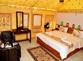 Desert Dream Royal Camp, luxury tent in Jaisalmer