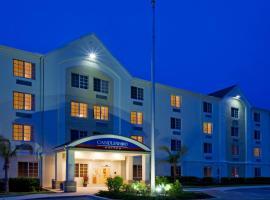 Candlewood Suites Melbourne-Viera, an IHG Hotel, отель в городе Вьера