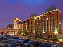 Crowne Plaza Louisville Airport Expo Center, hotel near Louisville Airport - SDF,